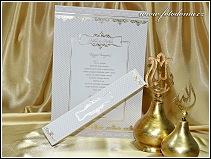 Svatební oznámení vzor 0944