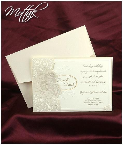 Svatební oznámení 2496
