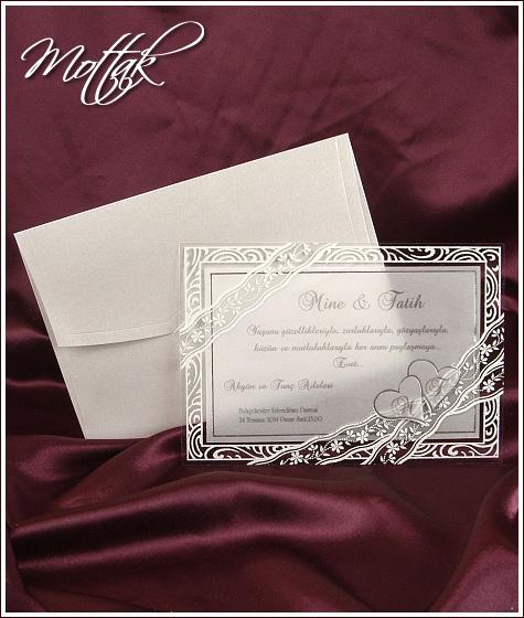Svatební oznámení 2509