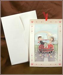 Svatební oznámení 2513