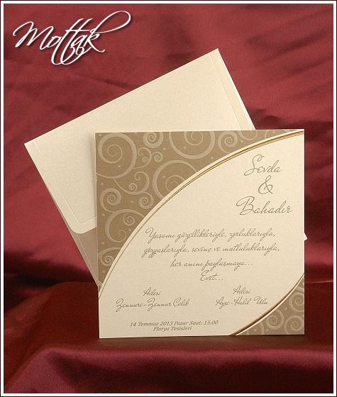 Svatební oznámení 2514