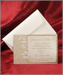 Svatební oznámení karta vzor 2515