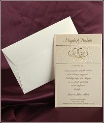 Jemné svatební oznámení vzor 2516