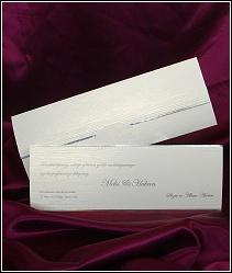 Svatební oznámení 2518.