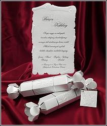 Svatební oznámení vzor 2531 kokino
