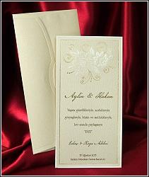 Chamois svatební oznámení vzor 2542
