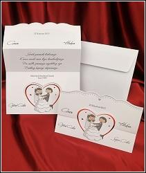 Svatební oznámení 2601