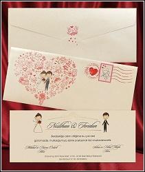 Svatební oznámení 2639