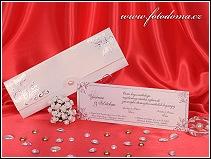 Svatební oznámení vzor 3208
