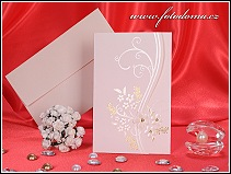 Svatební oznámení vzor 3273
