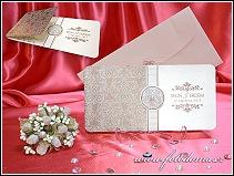 Svatební oznámení vzor 3295