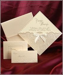 Netradiční svatební oznámení vzor 3587