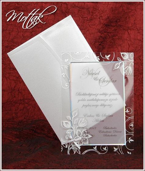 Svatební oznámení 5313