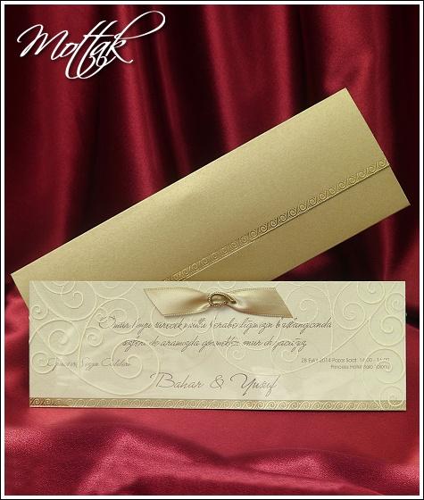 Svatební oznámení 5379