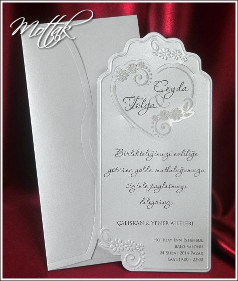 Svatební oznámení 5403