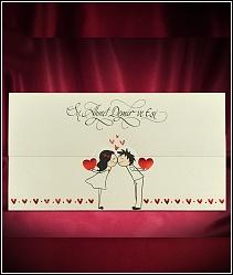 Svatební oznámení 5499.