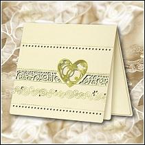 Svatební oznámení vzor F928k